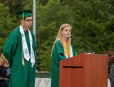 The Graduation Ceremony Set three
