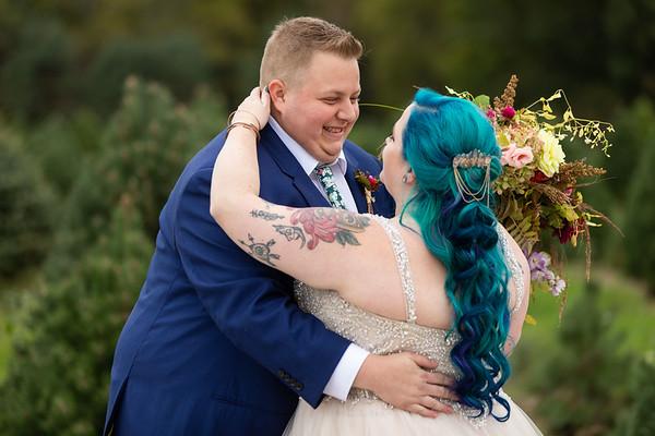 Mac and Paige Wedding