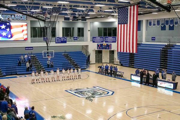 DHS Girls Basketball 11-26-2019