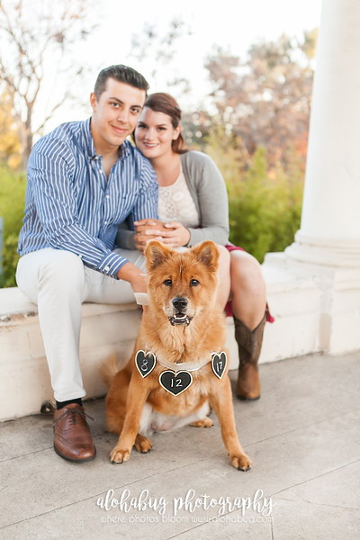 Balboa Park Engagement Photos | Mary + Cody