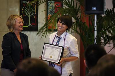 Lavender Graduation 2012