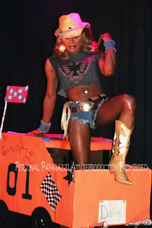 Charlie Brown Cabaret Host Drag Idol Country
