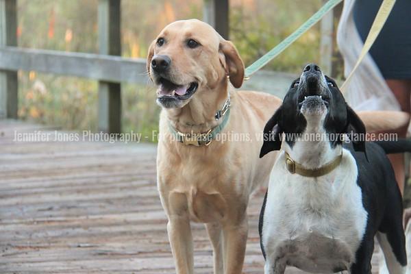 Nola Grace and Charleigh