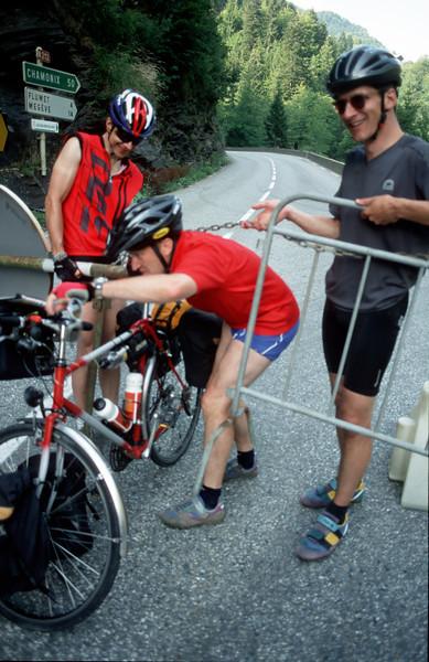 2001 Cracks Alpe d'Huez