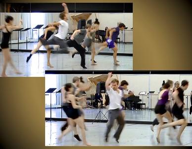 DANCER ~ Workshops & Readings