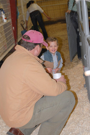 ROBERTS COUNTY JUNIOR LIVESTOCK SHOW 2011