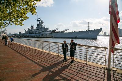 Battleship NJ - 2014