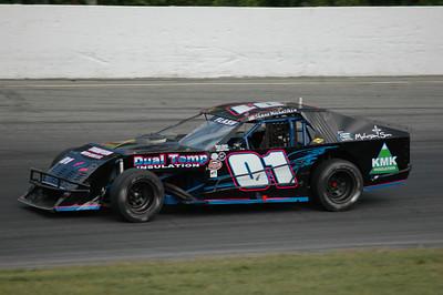 Thompson Speedway 9-11-08 track shots