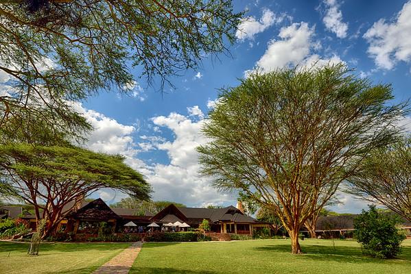 Mara keekorok Lodge