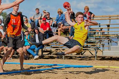 Molecaten NK Beach Handball 2016 Top 25 foto's