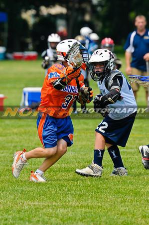 (4th grade boys)  Manhasset Orange vs. Wilton