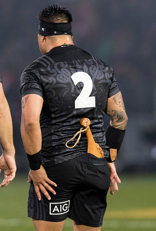 Ash Dixon during game 5 of the British and Irish Lions 2017 Tour of New Zealand,The match between  The Maori All Blacks and British and Irish Lions, Rotorua International Stadium, Rotorua, Saturday 17th June 2017 (Photo by Kevin Booth Steve Haag Sports)  Images for social media must have consent from Steve Haag