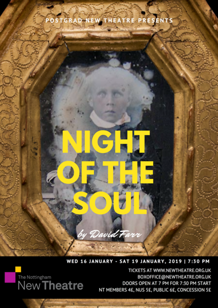 Night of the Soul poster