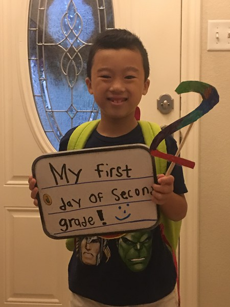 Joshua | 2nd | Rutledge Elementary School