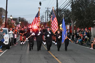 Farmingdale F.D. Columbus Day Parade 10-8-17