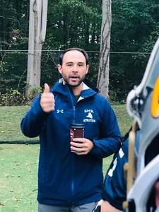Ryken Coach Jon Lombardo Visits Cannons 2025