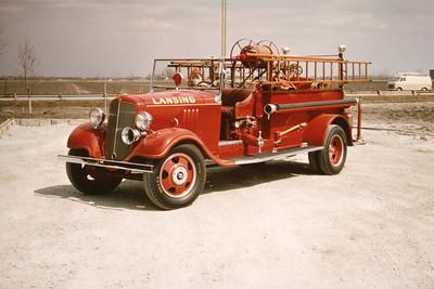 LANSING FIRE DEPARTMENT