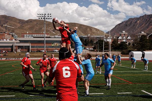2016 / Utah X UCLA Rugby
