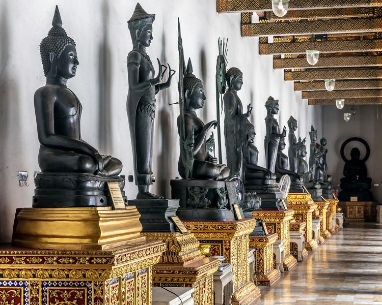 Black Buddhas