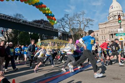5K - 2012 Lansing Marathon