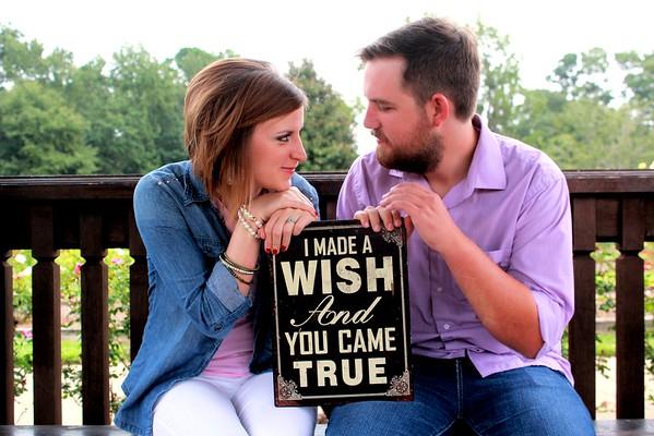 Brandon and Alyssa Engagement 2015