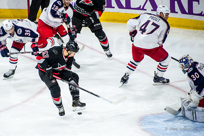 Canes vs Blue Jackets 11.07.14