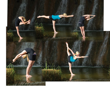 2013 Yoga Calendar Photos