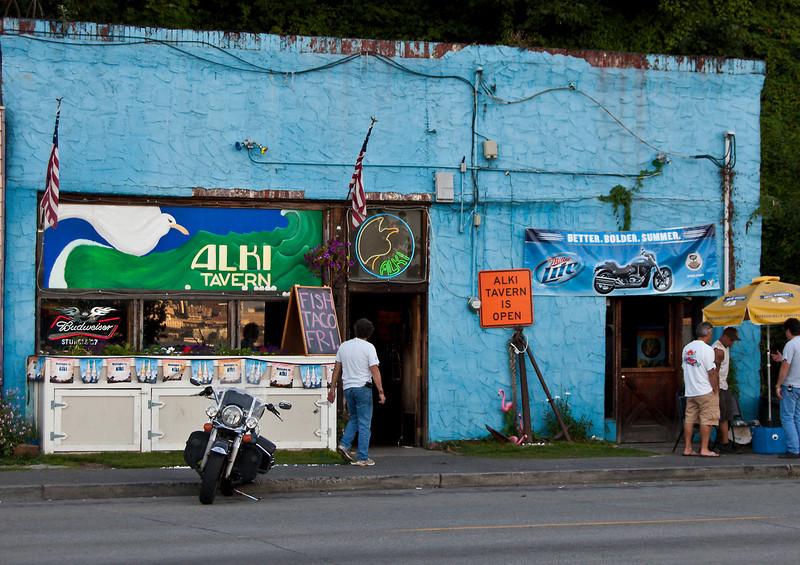 Alki Tavern