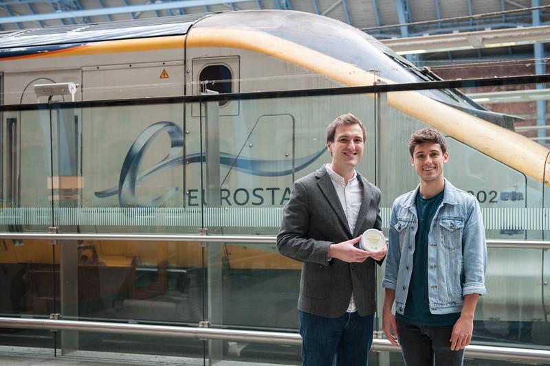 Ecotrophelia UK Winners to Paris