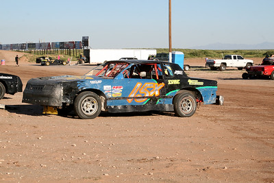 Southern NM Speedway - September, 2010