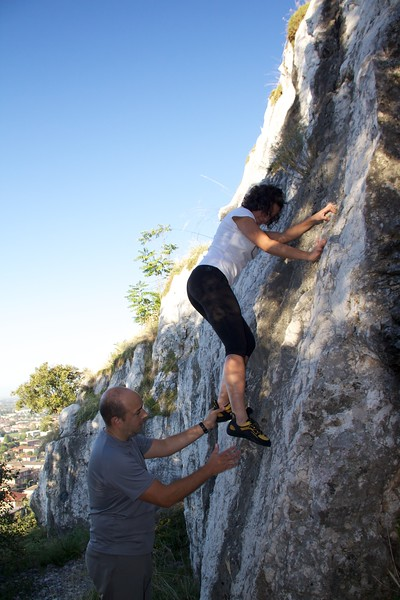 Ugolini BS - Beginners Climbing School