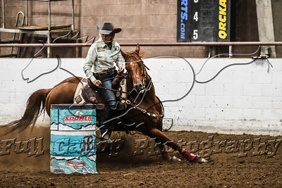 2019 Red Bluff Barrel Challenge Sunday Slot Race