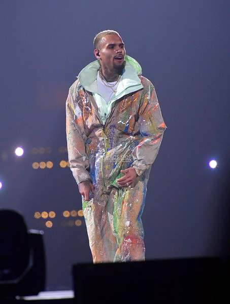 """5.2.17 CHRIS BROWN """" THE PARTY"""" TOUR"""