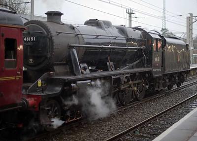 West Coast Railways (WCRC), 2016