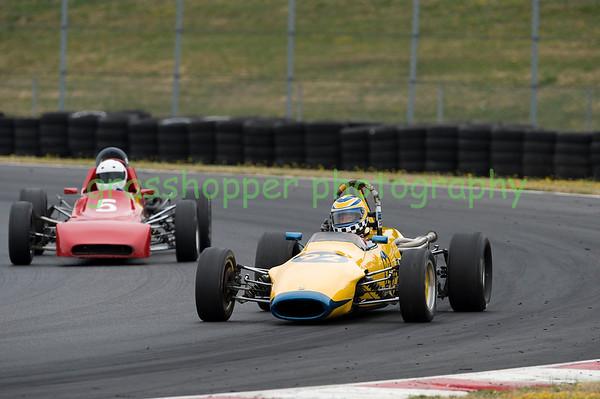 Group 10 - Formula Fords 1967 - 1973