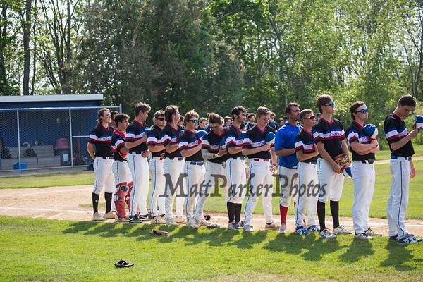 2021-5-26 WHS Baseball vs Exeter Sr Nt