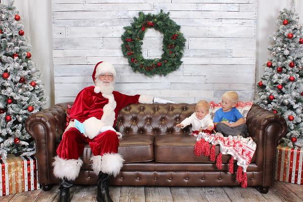 Gadsden Santa 2020