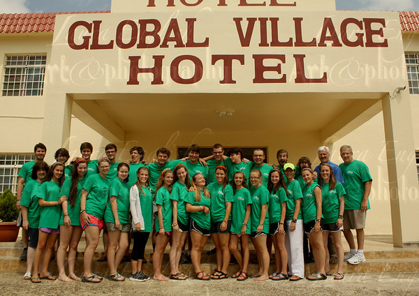 Saturday: Leaving Belize