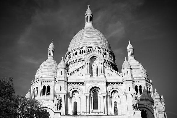 Paris - Butte Montmartre
