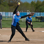 Softball Gilmour Academy Lancers