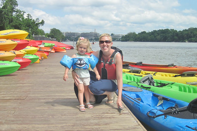 Our First Month Living In DC - June 2014