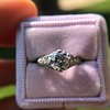 .84ctw Transitional Cut Diamond Filigree Solitaire 20