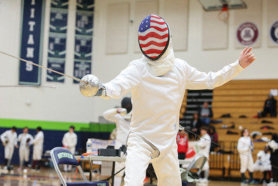 Pinecrest Academy Fencers Lunge Toward the Competition with Precision