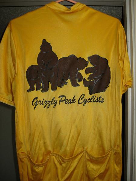 Grizzly Peak Jerseys