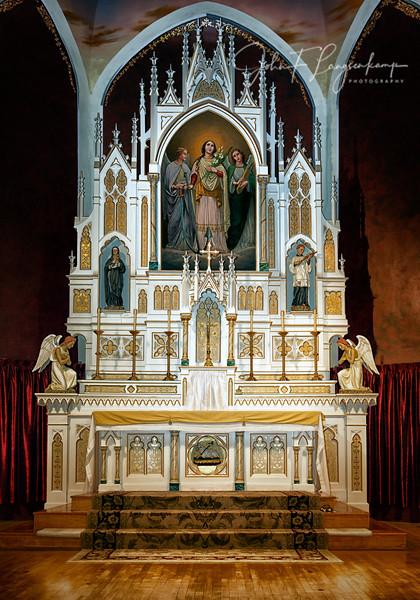 Sts Philomena & Cecilia
