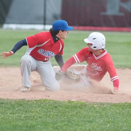 4/2021 Boys Varsity Baseball vs St Clair High School