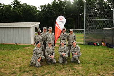 2017 Softball and Bocce Qualifiers in Easthampton