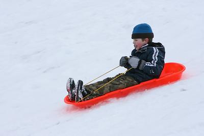 1-11-2009 Sleigh Riding