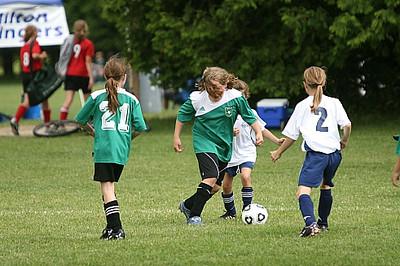 U10 Girls Chazy vs Rutland County White