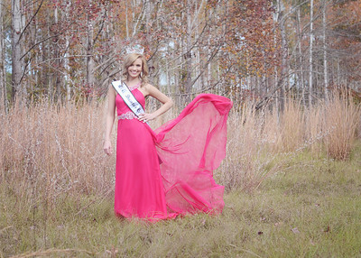 Hannah **Miss Decatur County Forestry**
